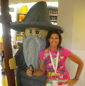 me and gandalf