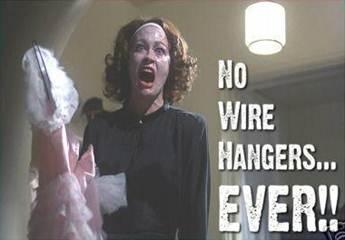 wirehangers